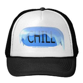 Chill Pill Parody Hat