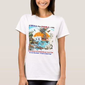 """""""Chill the Drill!"""" Nature & Wildlife T-Shirt"""