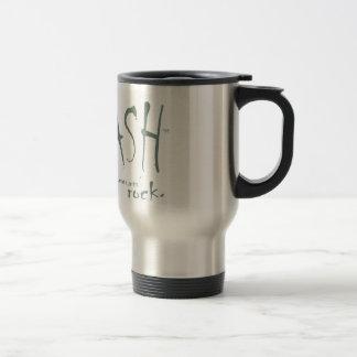 chillASH stainless travel mug
