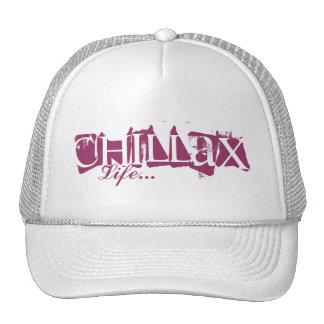 Chillax - gorra del camionero