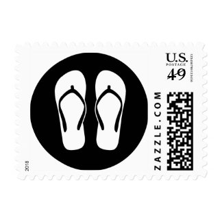 Chillax Ideology Postage Stamps