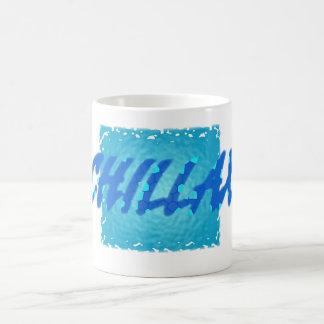 chillax coffee mugs