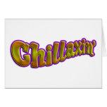 Chillaxin' Cards