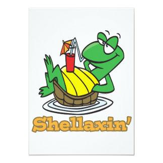 chillaxin shellaxin chill relaxing cute turtle announcement
