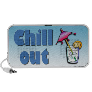 Chilled Drink iPhone Speaker