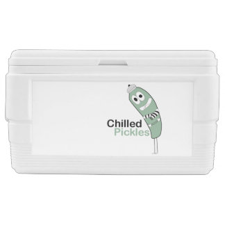 Chilled Pickles Chest Cooler