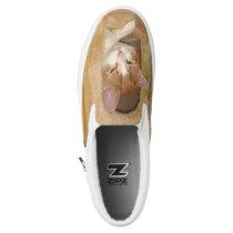 Chillen Max The Warrior Slip-On Sneakers