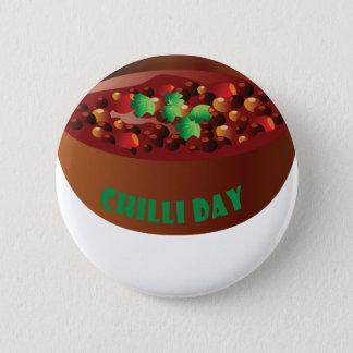 Chilli Day - Appreciation Day Pinback Button