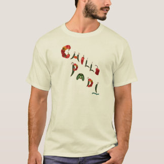 Chilli Padi Chili Peppers T-Shirt