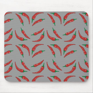 chilli pepper, cookery mouse pad