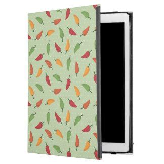 Chilli pepper pattern iPad pro case