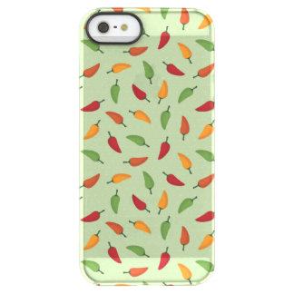 Chilli pepper pattern uncommon permafrost® deflector iPhone 5 case