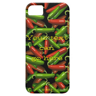 Chilli Peppers iPhone 5 Cover