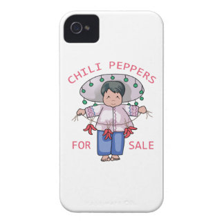 Chilli Peppers iPhone 4 Cover