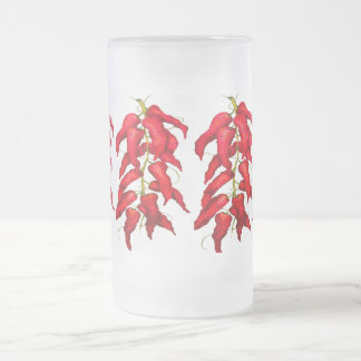 CHILLI PEPPERS TO GO MUG