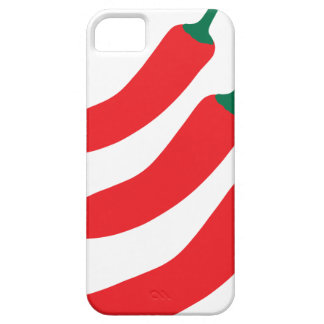 Chilli Red Hot Three Peppers iPhone 5 Cover