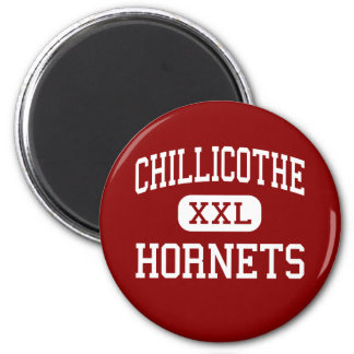 Chillicothe - Hornets - High - Chillicothe Fridge Magnets