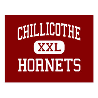 Chillicothe - Hornets - High - Chillicothe Postcard