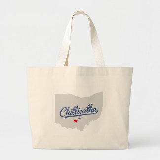 Chillicothe Ohio OH Shirt Canvas Bags