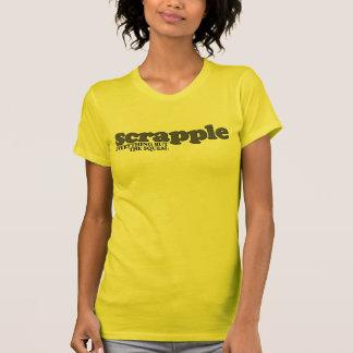 Chillido de Scrapple Tshirt