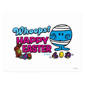 ¡Chillidos! Pascua feliz Tarjetas Postales