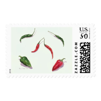 Chillies and Peppers 2005 Postage