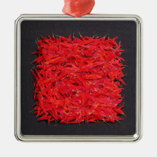 Chillies Metal Ornament