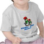 Chillin con Nonno Camisetas