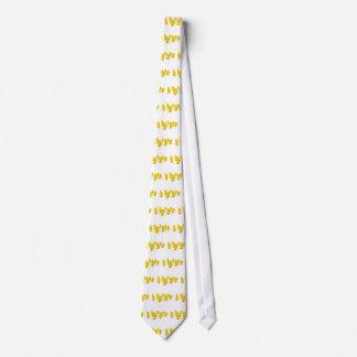 Chillin del imán del polluelo con mi ropa corbatas personalizadas