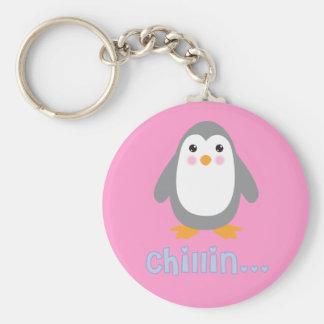 Chillin' Key Chains