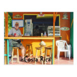 Chillin' Out in Costa Rica Postcards