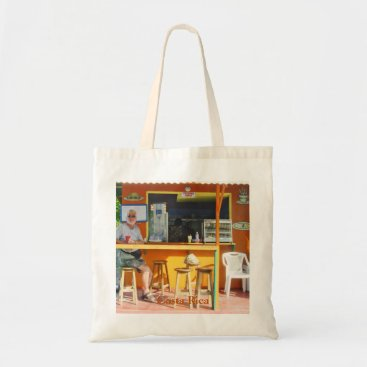Chillin' Out in Costa Rica Tote Bag