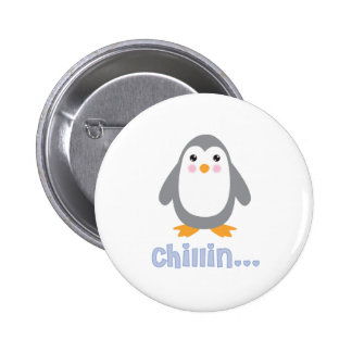 Chillin' Pinback Buttons