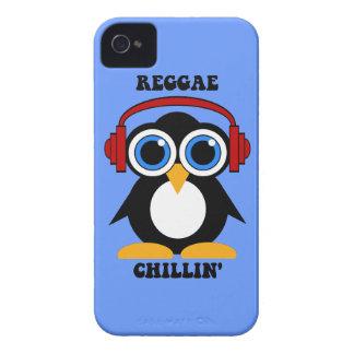 chillin' reggae music iPhone 4 cover