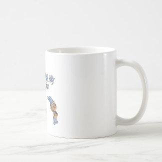 chillin taza de café