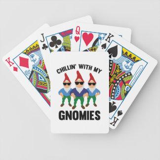 Chillin' With My Gnomies Card Decks