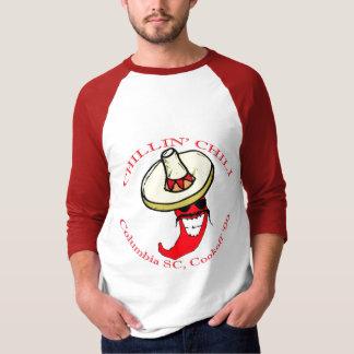 CHILLINCHILL copy Tee Shirts
