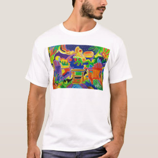 Chilling by Piliero T-Shirt