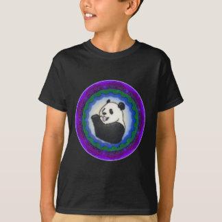 Chilling Chomping Panda T-Shirt