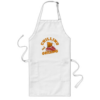 Chilling & Grilling apron