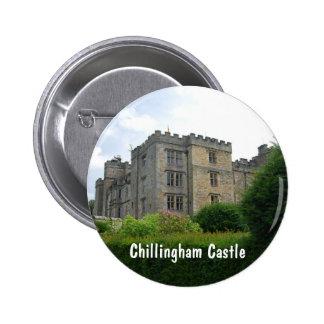 Chillingham Castle Pin