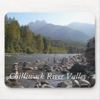Chilliwack River Valley Mousepad