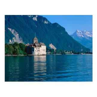 Chillon Castle Postcard