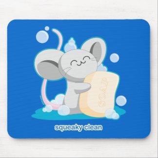 Chillón limpie tapetes de ratones