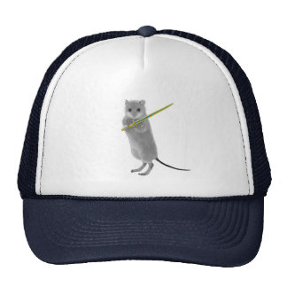 Chillón, ratón del guerrero gorras de camionero