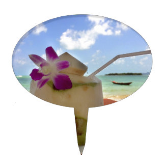 Chillout… Relax! Wish you were here! Cake Topper