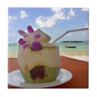 Chillout… Relax! Wish you were here! Ceramic Tile