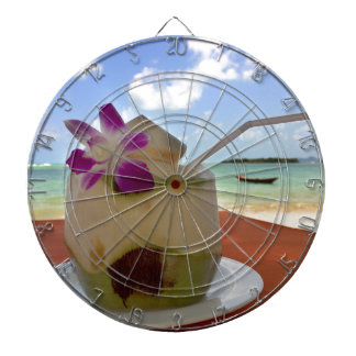 Chillout… Relax! Wish you were here! Dartboard With Darts