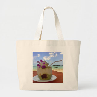 Chillout… Relax! Wish you were here! Large Tote Bag