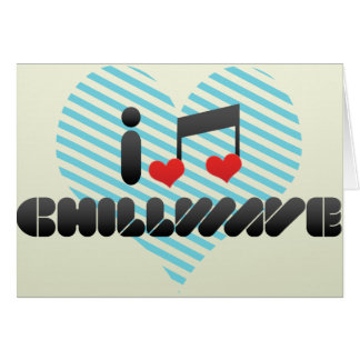 Chillwave Card